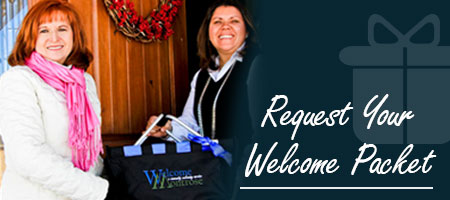 Request your welcome packet